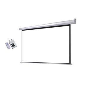 màn chiếu điện 250 inch