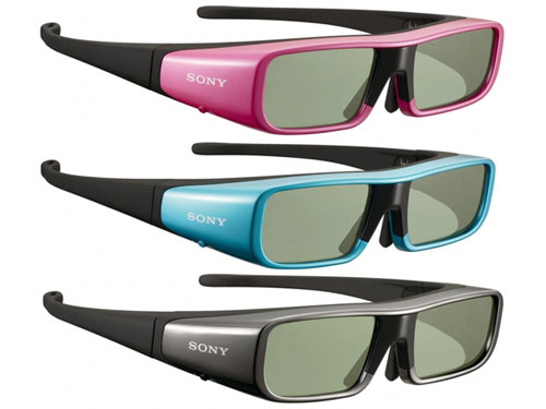 kính 3d sony