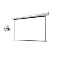 màn chiếu điện 170 inch