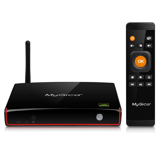 android TV BOX ATV1800E PLUS
