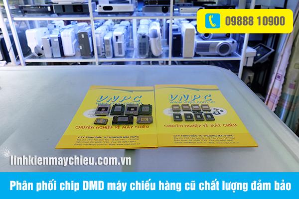 Báo giá chip DMD máy chiếu cũ chất lượng tốt tháng 8/2016