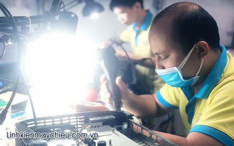 Sửa máy chiếu tại TpHCM chuyên nghiệp và uy tín nhất